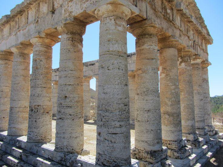 Tempio di Segesta (TP) Sicily, Italy