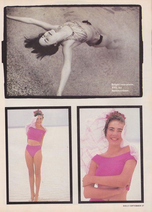 Dolly September 1988 | Vanessa Kelly | Bikini Beach 04