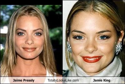 Jaime Pressly Totally Looks Like Jamie King