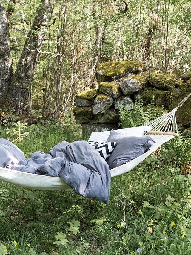 Made In Persbo Desired most everywhere Life is a Hammock