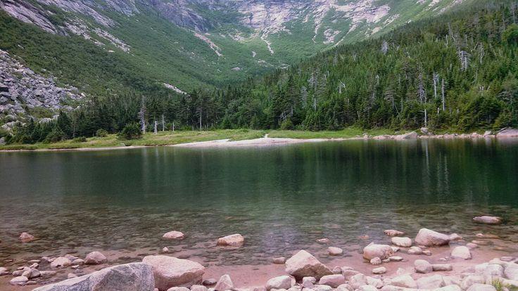 Chimney Pond, Mt. Katahdin