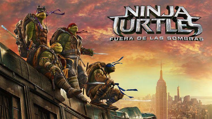 Tráiler en español de #NinjaTurtlesFueraDeLasSombras