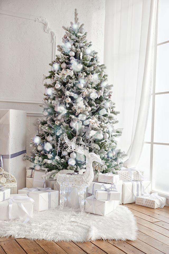 Decoración-metalizada-en-Navidad