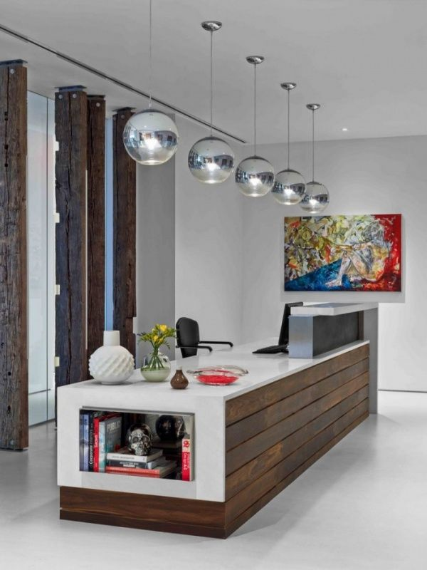 Top 25 Best Office Reception Design Ideas On Pinterest