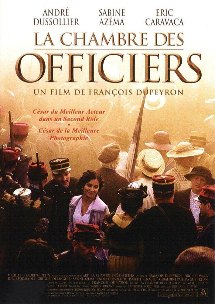 La chambre des officiers, 2001 de François Dupeyron.