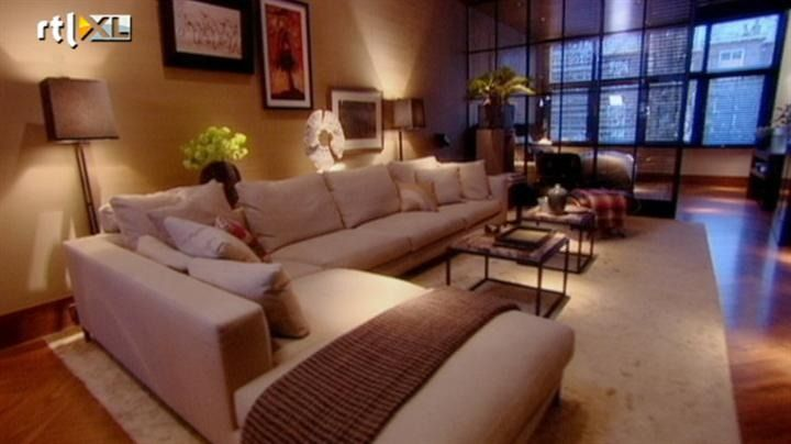 Droomappartement in Amsterdam - RTL Woonmagazine