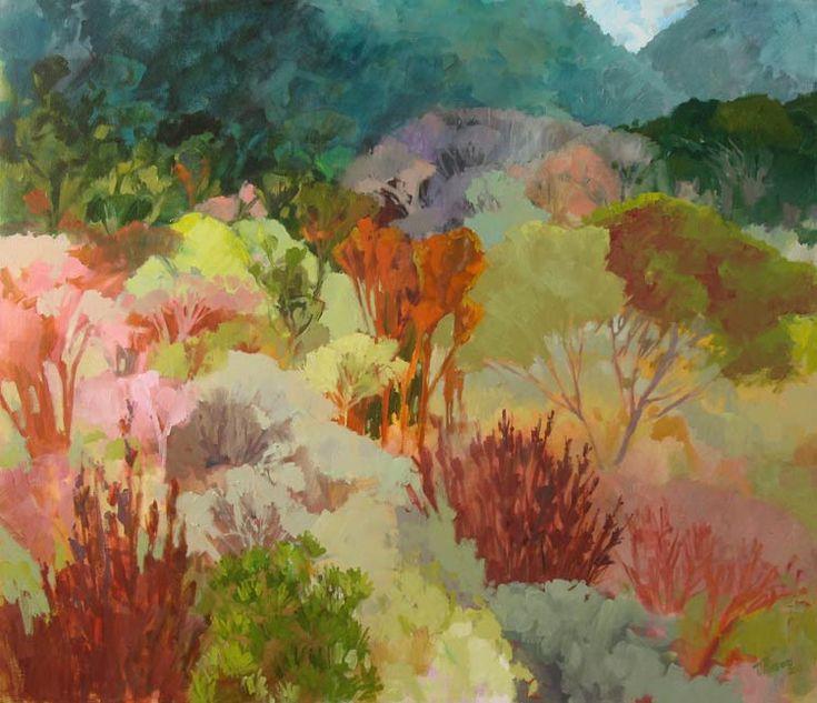 Jenny Parsons | Kirstenbosch Morning