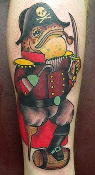 Image result for old school pirate tattoos | tatoos | Pinterest ...