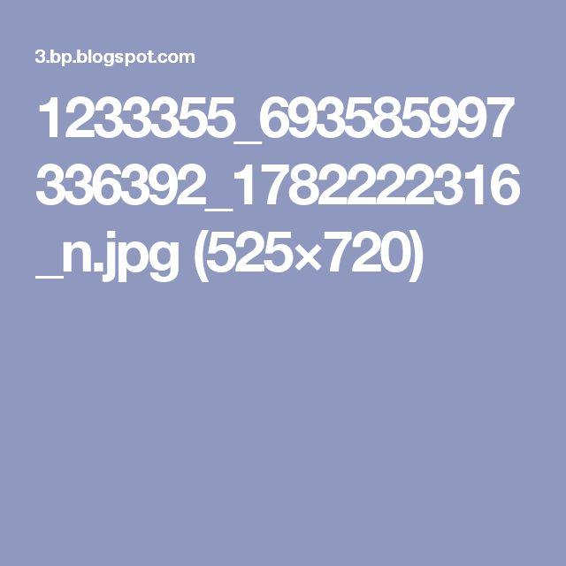 1233355_693585997336392_1782222316_n.jpg (525×720)