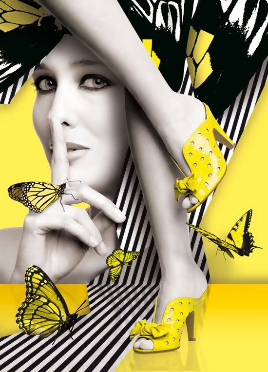 #yellow , #magazine: Creative Ideas, Happy Yellow, Mellow Yellow, Yellow Mellow, Hello Yellow, Advertisement Photography, Yellow Black
