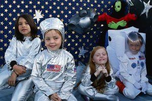 space party costumes
