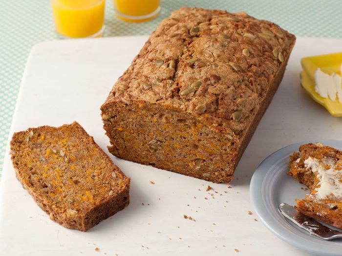 Pumpkin Bread Recipe : Alton Brown : Food Network - FoodNetwork.com