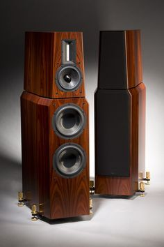 Aerial Acoustics :: Model 20T V2 These Are Sweet. Nothing Fancy (outside Of