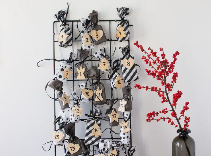 DIY   Adventskalender mit Style