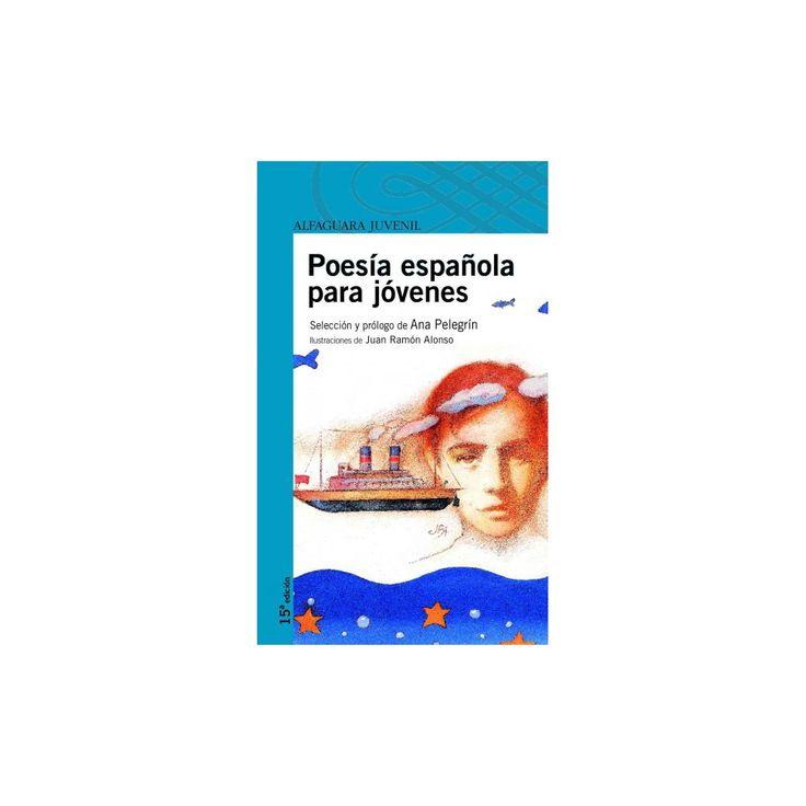 Poesía española para jóvenes / Spanish Poetry for Youth (Paperback)
