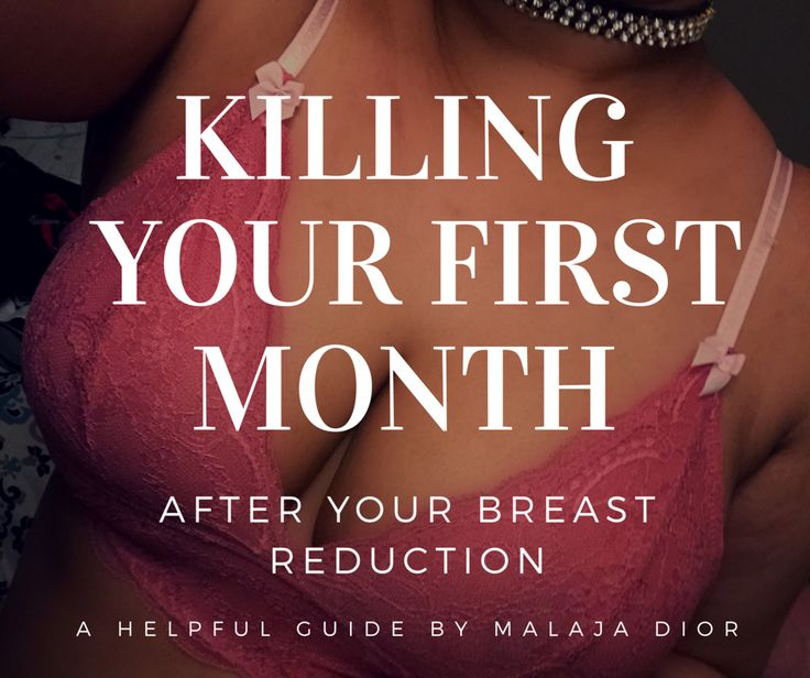 Breast Reduction Results Before And After