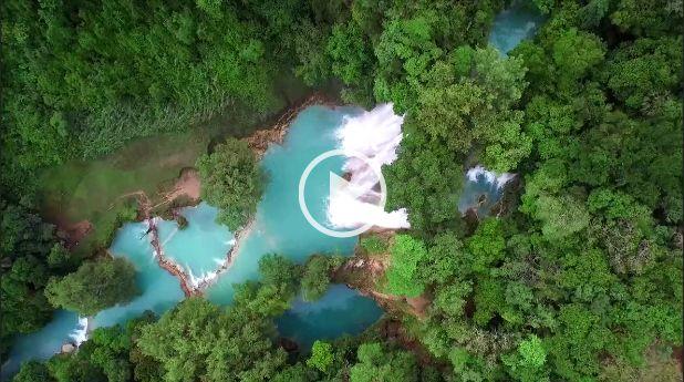 ¡Mañana nuevo video!   Ve la Cascada de Minas Viejas desde el aire en http://wp.me/p3xLLL-aOF