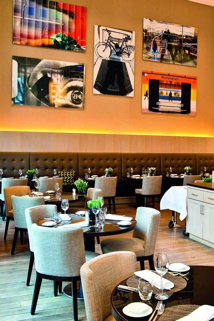 Davvero restaurant serves refined Italian fare and has a great terrace for the warmer months. Rocco Forte The Charles Hotel (Munich, Germany) - Jetsetter