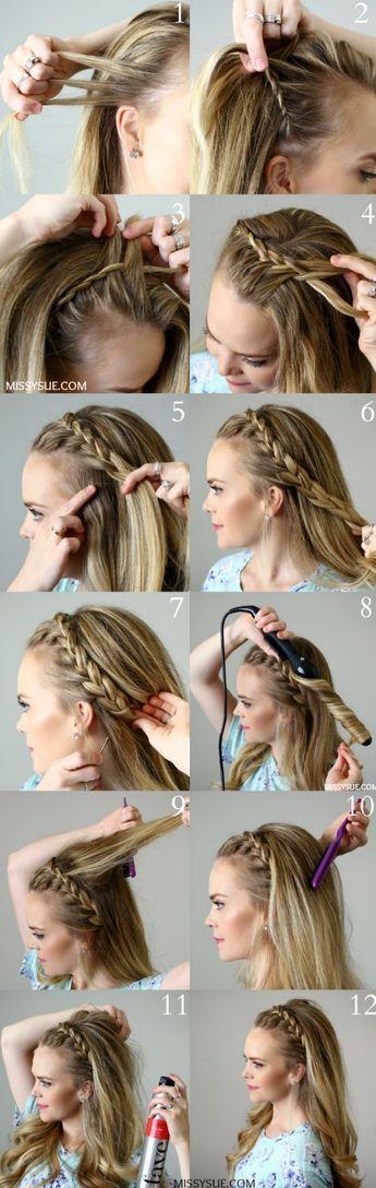 25+ trending trenzas en el pelo ideas on pinterest | trenzas en el