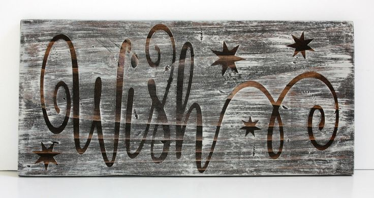 Wish sign, Christmas sign, Rustic Wish Sign, Wood Sign, Christmas Decor, Christmas Wish sign by LaughLinesDesigns on Etsy https://www.etsy.com/listing/254703253/wish-sign-christmas-sign-rustic-wish