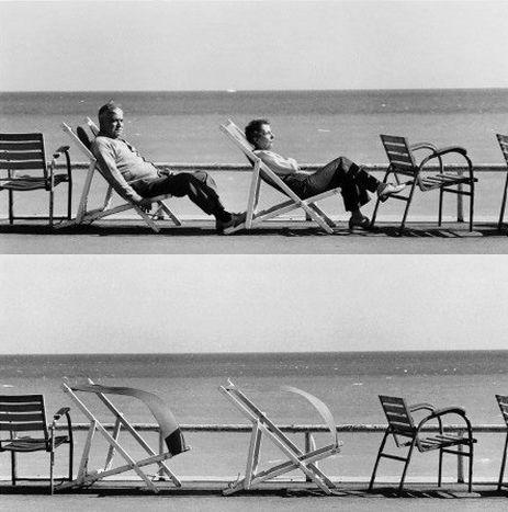 Elliott Erwitt - Cannes, 1975