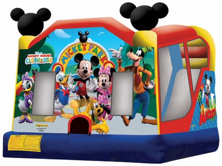 Find Mickey Park Combo C4? Yes, Get What You Want From Here, Higher quality, Lower price, Fast delivery, Safe Transactions, All kinds of inflatable products for sale - East Inflatables UK