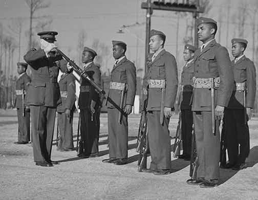 The Marines of Montford Point Americas First Black Marines