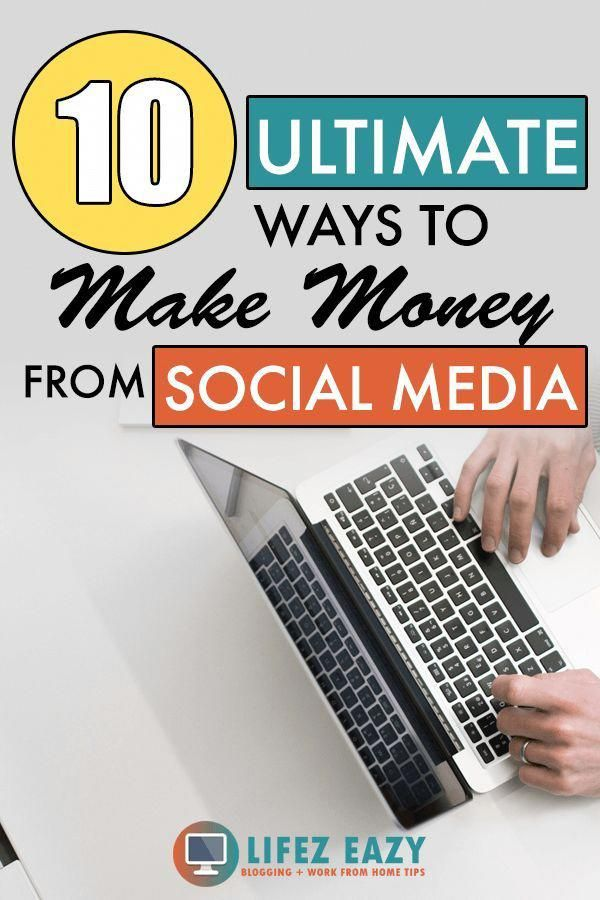Check Out  Ultimate Methods That You Can Use To Make Money From Social Media