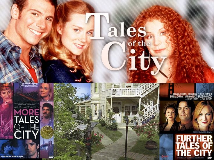 Tales of the City, More Tales of the City and Further Tales of the City.  A trio of amazing mini series. Casting never so perfect!
