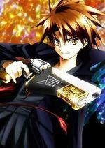 Black Cat - ANISON.FM - anime radio #1 in the world