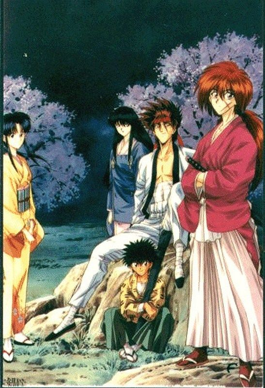 Pin de Matthew Howell em Rurouni Kenshin (るろうに剣心 明治剣客浪漫譚