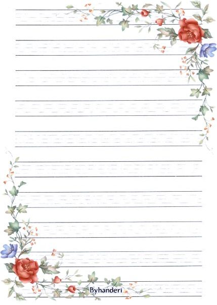 452 best Lined paper images on Pinterest Drawing, Gifts and Leaves - design paper for writing