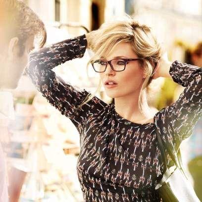 Kate Moss For Vogue Eyewear!