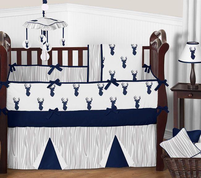 Best Baby Boy Crib Sets Ideas On Pinterest Deer Crib Bedding - Baby boy deer crib bedding sets