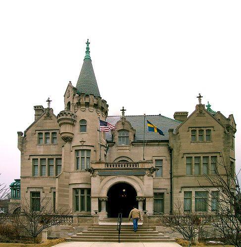 Swedish-American Institute in Minneapolis, Minnesota