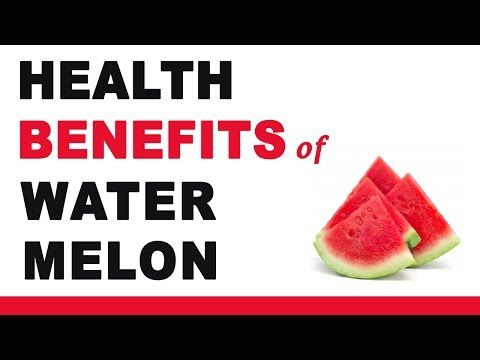 How to Pick a Juicy, Delicious and Nutrient-Packed Watermelon Every Time…