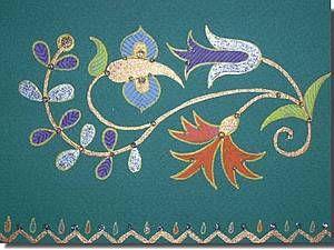 Крымско-татарский орнамент   Ярмарка Мастеров - ручная работа, handmade