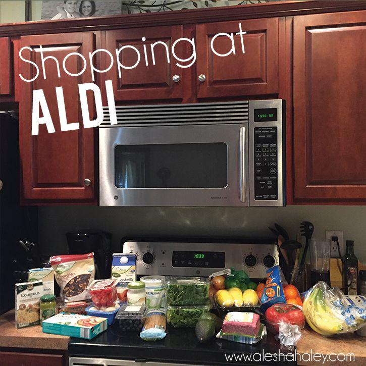 Aldi Shopping Guide // Shopping on a budget // Alesha Haley blog #aldi