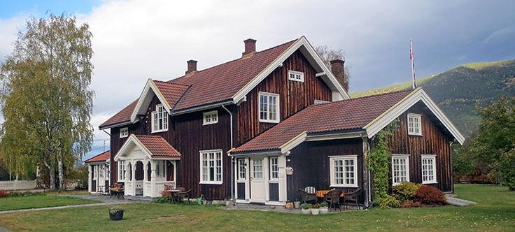 At Hagaled Gjestegård in Nesbyen you can experience traditional Norwegian farm accommodation - Photo: Nesbyen Turistkontor