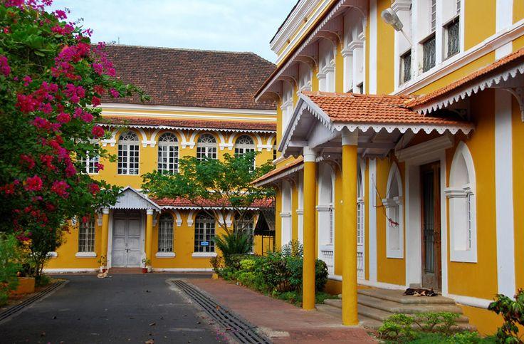 Panaji The Court  - Goa