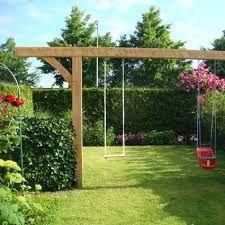 25 beste idee n over pergola schommel op pinterest tuinschommel pergola en tuin hangmat - Bank voor pergola ...
