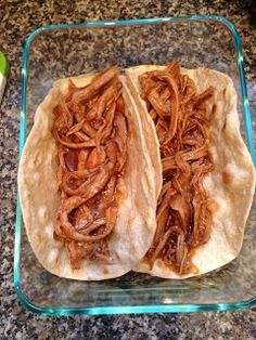 """""""Cafe Rio"""" Pork - it honestly tastes just like it! Except I put it in a pressure cooker for 45 min instead of the crockpot directions."""