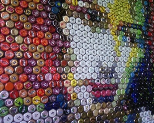 Riciclare tappi della birra 13