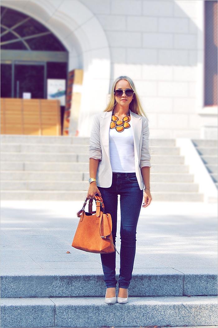 30 best Orange bag outfit images on Pinterest | Orange bag, Style ...