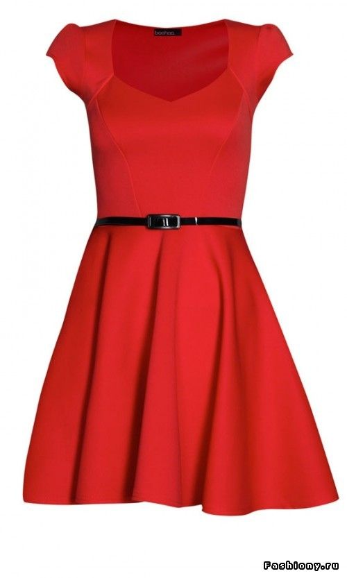 50 красивых платьев / самое самое модное платье