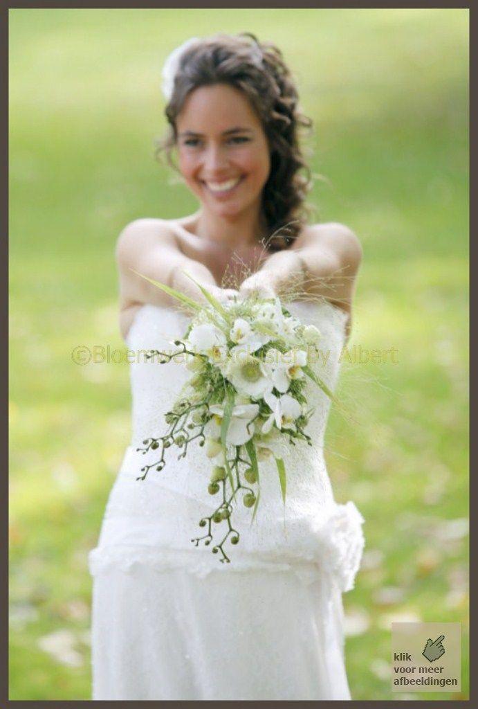 Een Bruidsboeket is niet zomaar een boeket ! - Het zijn prachtige Bruidsboeketten