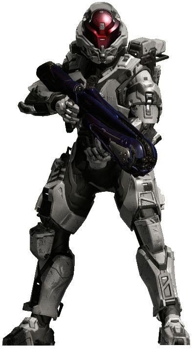 Halo Sci Fi Battle Armor