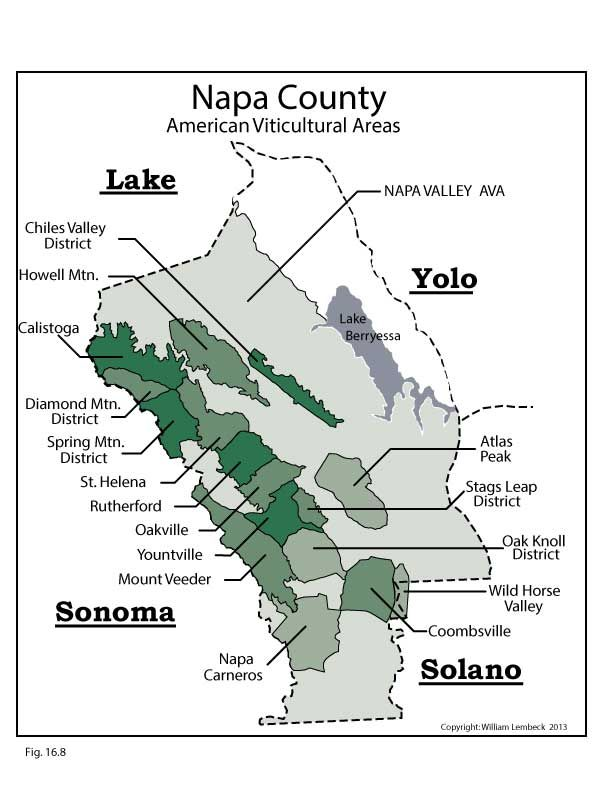 50 Best Images About Usa Wine Maps On Pinterest Valley