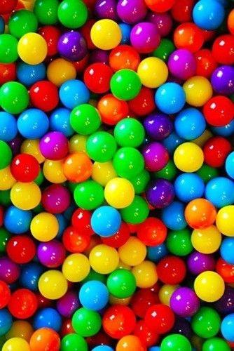 bonbons de toute les couleurs!!!