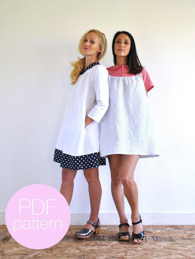 Chelsea Dress PDF Pattern